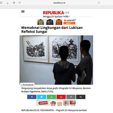 Sri Maryanto | Republika