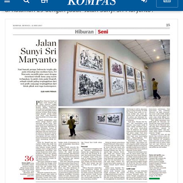 Sri Maryanto | Kompas